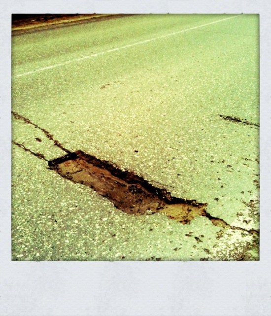 Russian highways...