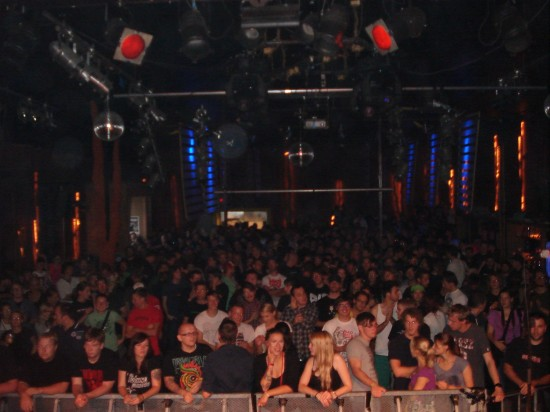 Hirsch, Nuernberg Germany - the crowd