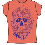 """Girlie """"skull"""""""