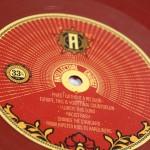 Vinyl-Label
